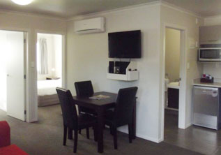 2 bedroom motel hotel accommodation hamilton
